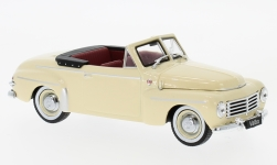 Modelcar - <strong>Volvo</strong> PV 445 Convertible Valbo, beige, 1953<br /><br />WhiteBox, 1:43<br />No. 226689