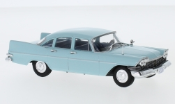 Modellauto - <strong>Plymouth</strong> Savoy, hellblau, 1959<br /><br />WhiteBox, 1:43<br />Nr. 226693