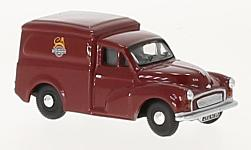 ModelCar - <strong>Morris</strong> 1000 Van, British Railways<br /><br />Oxford, 1:76<br />No. 226722