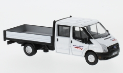 Modellauto - <strong>Ford</strong> Transit Dropside, Network Rail <br /><br />Oxford, 1:76<br />Nr. 226723