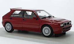 Modelcar - <strong>Lancia</strong> Delta Integrale Evolution, red, 1992<br /><br />Lucky Step Models, 1:18<br />No. 226785