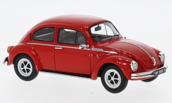 Modellauto - <strong>VW</strong> Käfer 1600 S, rot<br /><br />Schuco / Pro.R, 1:43<br />Nr. 226984