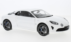 Modelcar - <strong>Alpine</strong> A110 Premiere Edition, white, 2017<br /><br />Solido, 1:18<br />No. 227104