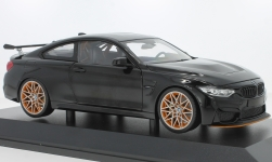 Modellauto - <strong>BMW</strong> M4 GTS, metallic-schwarz, 2016<br /><br />Minichamps, 1:18<br />Nr. 227214