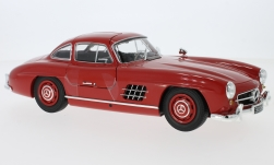 Modelcar - <strong>Mercedes</strong> 300 SL (W198), red, 1955<br /><br />Minichamps, 1:18<br />No. 227218