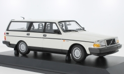 Modelcar - <strong>Volvo</strong> 240 GL Break, white, 1986<br /><br />Minichamps, 1:18<br />No. 227253