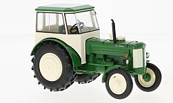 Modelcar - <strong>Zetor</strong> 50 super, green/light beige, without showcase, 1966<br /><br />SpecialC.-97, 1:32<br />No. 227327