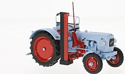 Modelcar - <strong>Eicher</strong> tiger, light blue, without showcase, 1959<br /><br />SpecialC.-97, 1:32<br />No. 227330