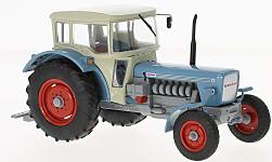 Modelcar - <strong>Eicher</strong> Wotan II, light blue/light grey, without showcase, 1968<br /><br />SpecialC.-97, 1:32<br />No. 227332