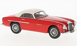 Modellauto - <strong>Jaguar</strong> XK 120 Flying-Jaguar-Coupe Pininfarina, rot/hellbeige, RHD, 1952<br /><br />Matrix, 1:43<br />Nr. 227382