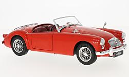 Modellauto - <strong>MG</strong> A MKI A1500, rood, RHD, 1957<br /><br />Triple 9 Collection, 1:18<br />Nr. 227440