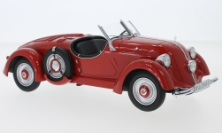 Modellauto - <strong>Mercedes</strong> 150 (W 30) Sport-Roadster, rot, 1935<br /><br />CMF, 1:18<br />Nr. 227486