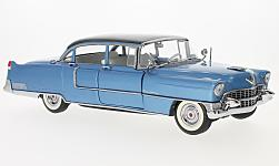 Modelcar - <strong>Cadillac</strong> Fleetwood series 60, metallic-light blue/black, Elvis Presley, without showcase, 1955<br /><br />Greenlight, 1:18<br />No. 227592