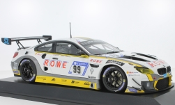 Modellauto - <strong>BMW</strong> M6 GT3, No.99, Rowe Racing, 24h N�rburgring, P.Eng/A.Sims/M.Martin/M.Basseng, 2017<br /><br />Minichamps, 1:18<br />Nr. 227621