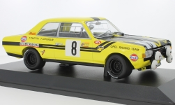 Modelcar - <strong>Opel</strong> Commodore A Steinmetz, No.8, 24h Spa, T.Pilette/G.Gosselin, 1970<br /><br />Minichamps, 1:18<br />No. 227677