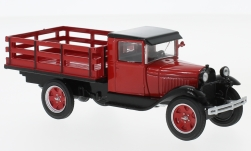 Modelcar - <strong>Ford</strong> AA Platform Truck, red, 1928<br /><br />WhiteBox, 1:43<br />No. 227773