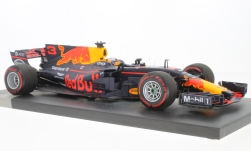 Modelcar - <strong>Red Bull</strong> TAG Heuer RB13, No.3, Red Bull Racing, formula 1, GP Malaysia, D.Ricciardo, 2017<br /><br />Minichamps, 1:18<br />No. 227804
