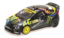 Modelcar - <strong>Ford</strong> Fiesta RS WRC, No.46, Monster, Rallye Monza, V.Rossi/C.Cassina, 2012<br /><br />Minichamps, 1:18<br />No. 227818