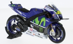 Modellauto - <strong>Yamaha</strong> YZR-M1, No.46, Movistar Yamaha MotoGP, MotoGP, V.Rossi, 2016<br /><br />Minichamps, 1:18<br />Nr. 227820