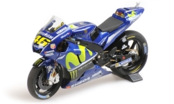 Modellauto - <strong>Yamaha</strong> YZR-M1, No.46, Movistar Yamaha, MotoGP, Assen, V.Rossi, 2017<br /><br />Minichamps, 1:18<br />Nr. 227824