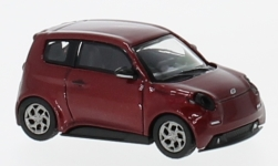 voiture miniature - <strong>E.Go</strong> Life, metallic-rouge, 2018<br /><br />Minichamps, 1:87<br />N° 227856