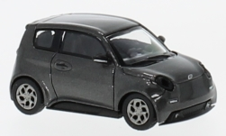 voiture miniature - <strong>E.Go</strong> Life, metallic-gris, 2018<br /><br />Minichamps, 1:87<br />N° 227858