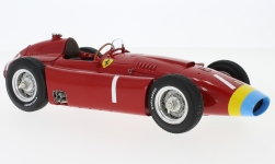 Modelcar - <strong>Ferrari</strong> D50, No.1, formula 1, GP Germany, Long Nose, J.M.Fangio, 1956<br /><br />CMC, 1:18<br />No. 228063