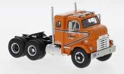 Modellauto - <strong>GMC</strong> 950 Cannonball Sleeper Cab, orange, 1954<br /><br />Neo, 1:64<br />Nr. 228291