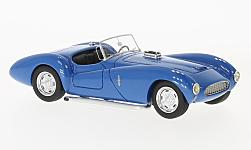 Modellauto - <strong>Victress</strong> S-1A, metallic-blauw, 1954<br /><br />Esval Models, 1:43<br />Nr. 228381