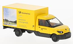 ModelCar - <strong>Streetscooter</strong> Work L, Deutsche Post<br /><br />Rietze, 1:87<br />No. 228399