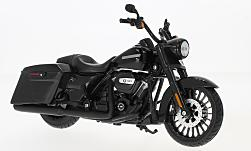 ModelCar - <strong>Harley Davidson</strong> Road King Special, schwarz, 2017<br /><br />Maisto, 1:12<br />No. 228446