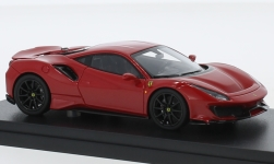 Modelcar - <strong>Ferrari</strong> 488 Pista, red<br /><br />Look Smart, 1:43<br />No. 228538