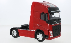 Modellauto - <strong>Volvo</strong> FH (4x2), rood<br /><br />Welly, 1:32<br />Nr. 228732