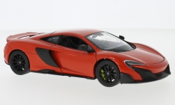 Modellauto - <strong>McLaren</strong> 675LT, hellrot<br /><br />Welly, 1:24<br />Nr. 228740