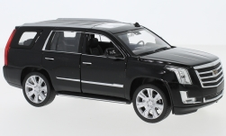 Modelcar - <strong>Cadillac</strong> escalade, black, 2017<br /><br />Welly, 1:24<br />No. 228744