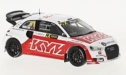 ModelCar - <strong>Audi</strong> S1 EKS RX quattro, No.51, Rallye-Cross, Rallye Frankreich, N.Müller, 2017<br /><br />Spark, 1:43<br />No. 228797