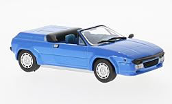 Modellauto - <strong>Lamborghini</strong> Jalpa Spyder, metallic-blauw, Prototype, 1987<br /><br />SpecialC.-98, 1:43<br />Nr. 228906