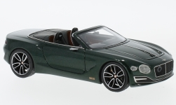 Modelcar - <strong>Bentley</strong> EXP 12 Speed 6e, metallic-dark green, RHD<br /><br />Look Smart, 1:43<br />No. 228942