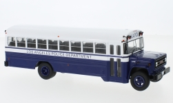 Modelcar - <strong>GMC</strong> 6000, LAPD-Police Department, 1988<br /><br />IXO, 1:43<br />No. 228947