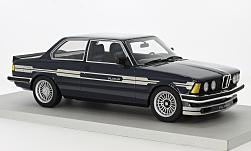 Modelcar - <strong>BMW</strong> 323 Alpina C1 2.3, dark blue/silver, 1983<br /><br />Lucky Step Models, 1:18<br />No. 229108