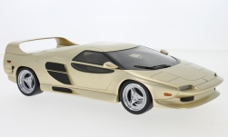 ModelCar - <strong>Vector</strong> M12, gold, 1995<br /><br />BoS-Models, 1:18<br />Nr. 229114