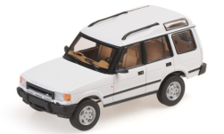 ModelCar - <strong>Land Rover</strong> Discovery I, weiss, 1994<br /><br />Almost Real, 1:43<br />No. 229157