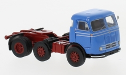 Modelcar - <strong>Mercedes</strong> LPS 333, blue, 1960<br /><br />BoS-Models, 1:87<br />No. 229395