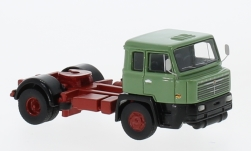 Modelcar - <strong>Büssing</strong> Commodore 16-210, green, 1965<br /><br />BoS-Models, 1:87<br />No. 229396