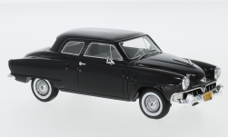 Modellauto - <strong>Studebaker</strong> Champion Custom 2-door Sedan, schwarz, 1952<br /><br />Neo, 1:43<br />Nr. 229402