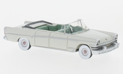 Modelcar - <strong>ZIL</strong> 111-V Convertible, white, 1966<br /><br />BoS-Models, 1:87<br />No. 229520