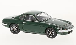 Modellauto - <strong>Ginetta</strong> G15, dunkelgrün, 1970<br /><br />AutoCult, 1:43<br />Nr. 229747