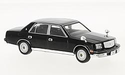 Modellino - <strong>Toyota</strong> secolo, nero, RHD, 2007<br /><br />First 43 Models, 1:43<br />n. 229909
