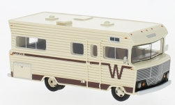 Modelcar - <strong>Winnebago</strong> Brave, light beige/dunkelbraun, 1973<br /><br />BoS-Models, 1:87<br />No. 230014