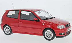 Modellauto - <strong>VW</strong> Polo GTi, rot, 2001<br /><br />Ottomobile, 1:18<br />Nr. 230092